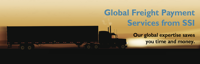 ssi global freight payment services